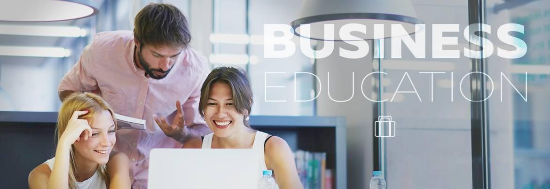 Бизнес образование и профессиональные курсы