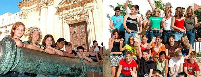 Летний детский языковой лагерь на Мальте