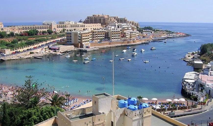Ст.-Джулианс / St. Julian's — Malta