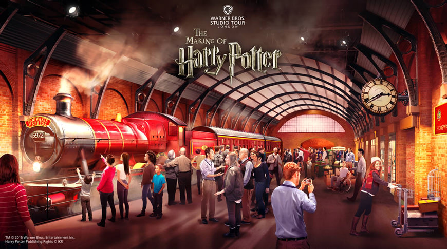 Курс английского языка + Harry Potter Studio Tour