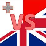 Мальта или Великобритания?